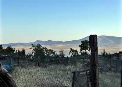 Panoramablick Sierra Nevada