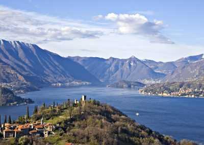 8 Seen Oberitaliens